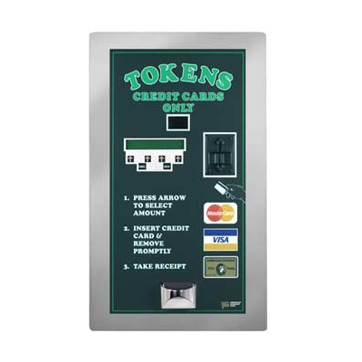 AC2007 Credit Card Token Dispenser