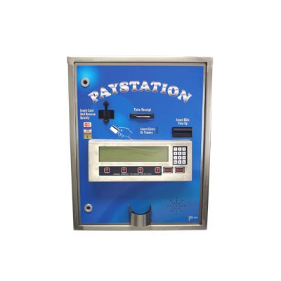 AC8001 Automatic Pay Station